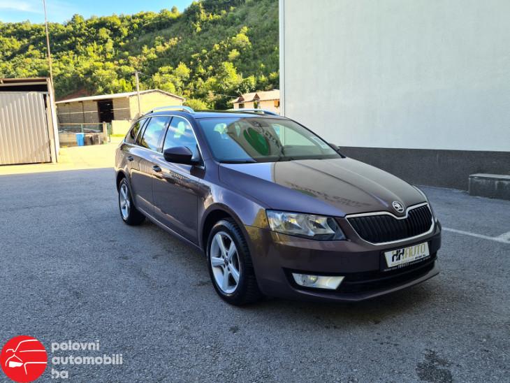 Škoda Octavia 1.6 TDI 2014,FULL,UVOZ,CIJENA DO REG