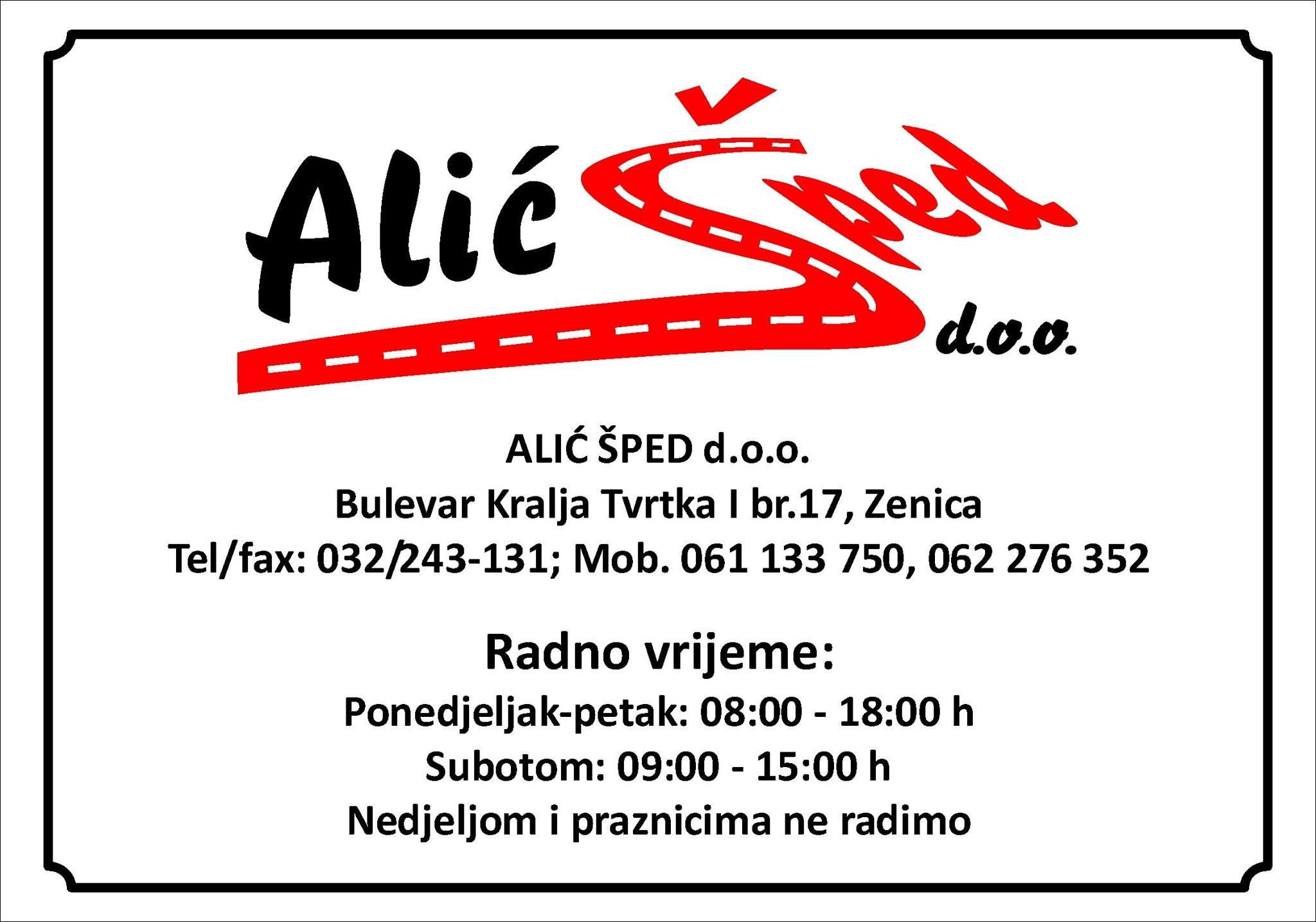 Alic Sped