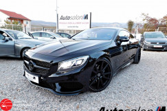 Mercedes-Benz S 500 Coupe 4Matic AMG line Performance