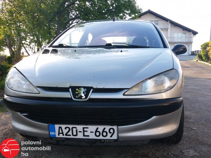 Peugeot 206 Peugeot 206
