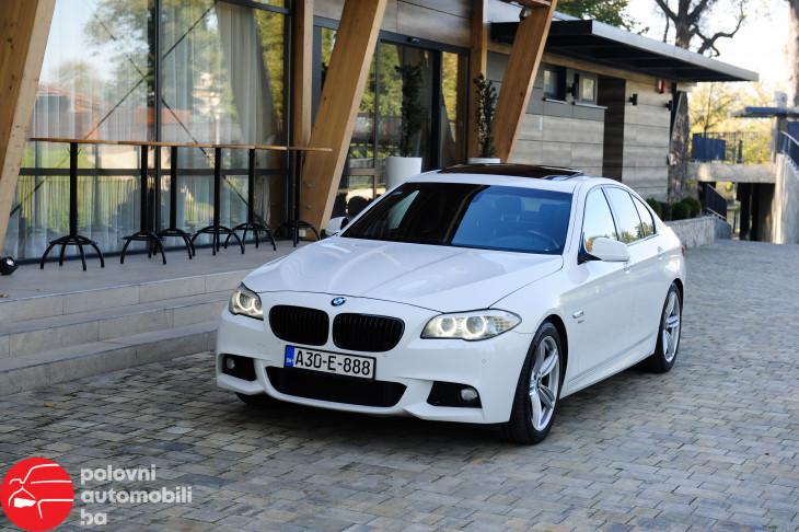 BMW 530 F10 xDrive M-Optic