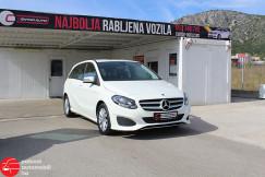 Mercedes-Benz B 160 D Novi model FACELIFT