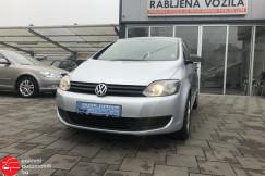 Volkswagen Golf Plus 1,4 TSI DSG
