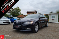 Škoda Superb 1.6 TDI 2017