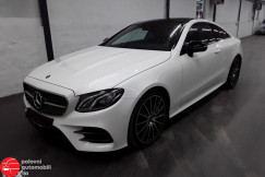 Mercedes-Benz E 220 d Coupe 9g AMG-line