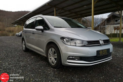 Volkswagen Touran 1.6 TDI DSG