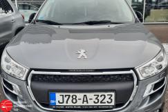 Peugeot 4008 1.6 dizel