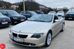 BMW 630 i Coupe Cabrio