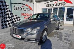 Mercedes-Benz E 220 cdi 2009 GODIŠTE RATA 380 KM MJESEČNO