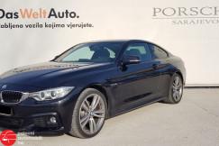 BMW 420 D xDrive Coupe M-paket