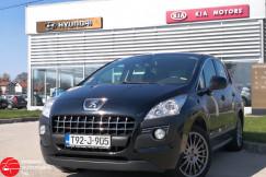 Peugeot 3008 1.6 dizel 109 KS