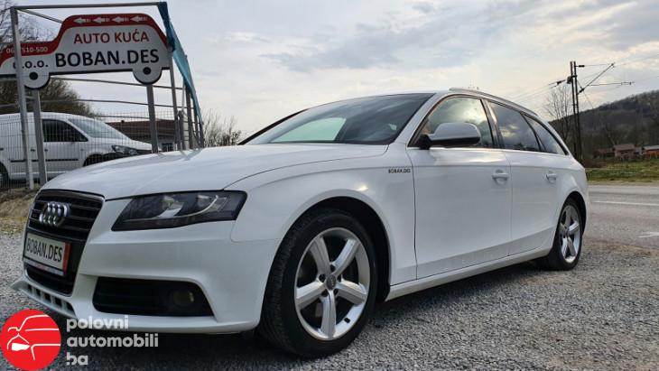 Audi A4 2.0TDI 105 KW*QUATTRO*2010god*UVOZ