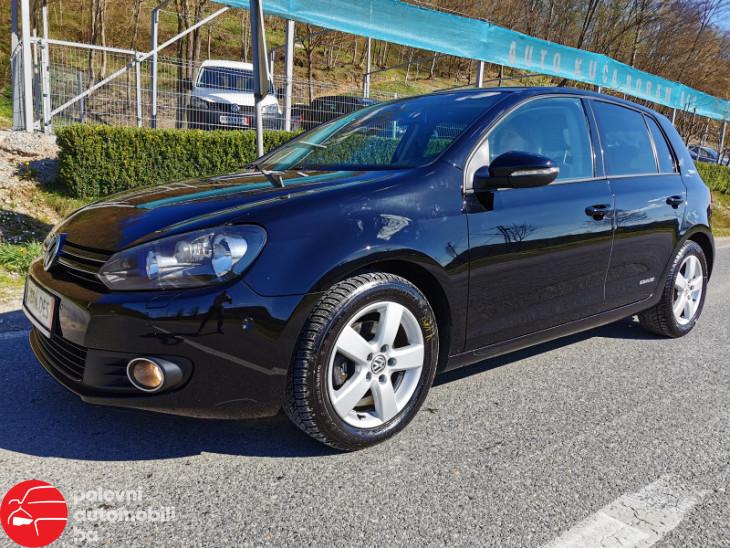Volkswagen Golf 6 1.6TDI 77KW*TEAM*2011god*TEK UVEZEN*