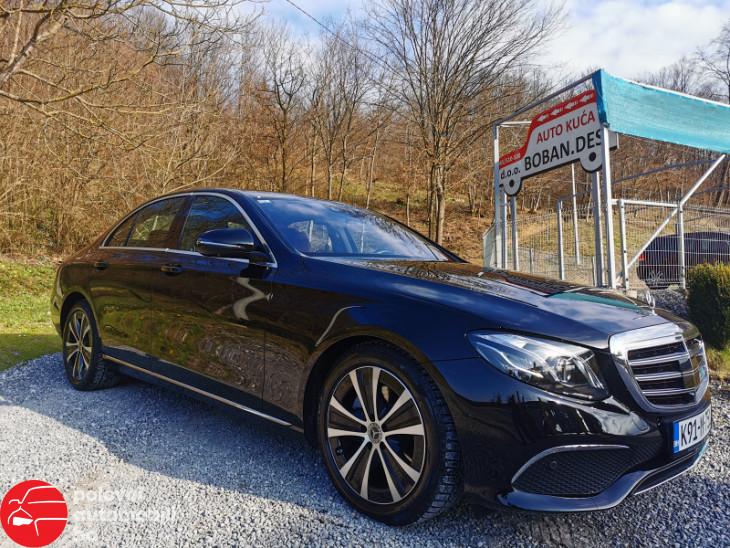 Mercedes-Benz E 220 d 4MATIC 2019god.