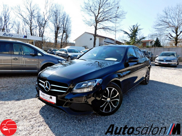Mercedes-Benz C 220 170 KS Bluetec 7G-Tronic Avantgarde