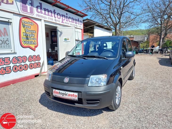 Fiat Panda 1,2 BENZIN 2011GP.