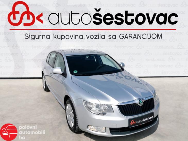 Škoda Superb 1.6 TDI