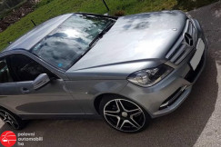 Mercedes-Benz C 220 CDI - 170ks