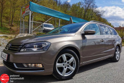 Volkswagen Passat 2.0TDI 103KW CR*VOZILO JE TEK UVEZENO*