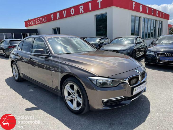 BMW 316 d Luxury line 2012G
