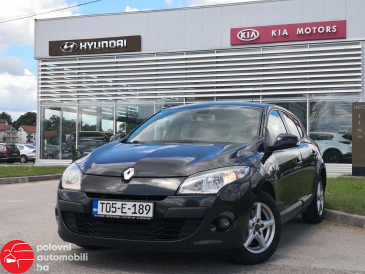 Renault Megane 1.6 BENZIN/PLIN
