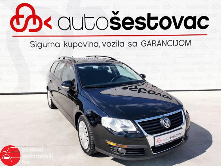 Volkswagen Passat 2.0 TDI CR