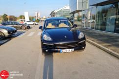 Porsche Cayenne BLACK SPORT 3.0 D