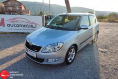 Škoda Fabia 1.2 TDI Greenline