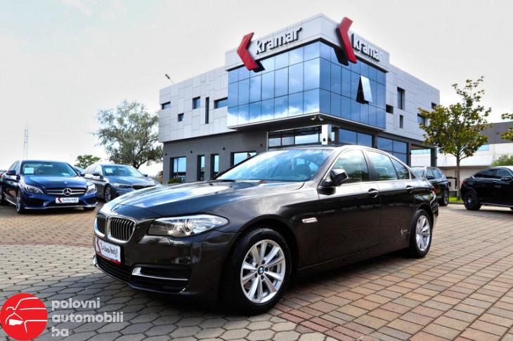 BMW 520 BMW 520 D xDrive 4x4 Tiptronik Sportpaket Exclusive