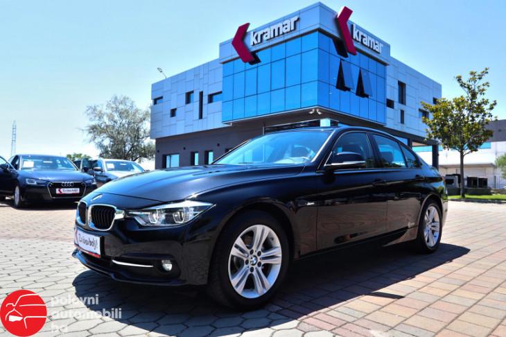 BMW 318 BMW 318 D F30 SPORT LINE -Full LED- -FACELIFT-