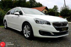 Peugeot 508 SW ALURE FULL LED