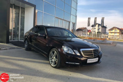 Mercedes-Benz E 350 d 4MATIC