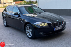 BMW 520 F10 2.0 DIESEL,2010, UVOZ, TEK REGISTROVAN, TOP