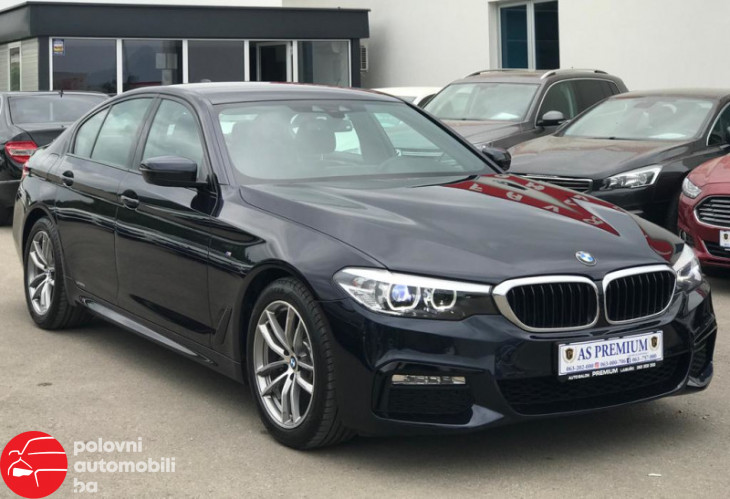 BMW 520 d M-SPORT PAKET 2017g