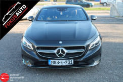Mercedes-Benz S 500 coupe 4matic 2015