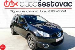 Nissan Qashqai 2.0 dCi NAVI/PANORAMA/KEYLESSGO/KAM/KOŽA