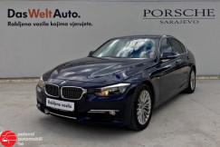 BMW 318 D F30 Luxury Line automatic