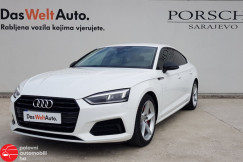 Audi A5 Sportback 2.0 TDI S-tronic 190ks